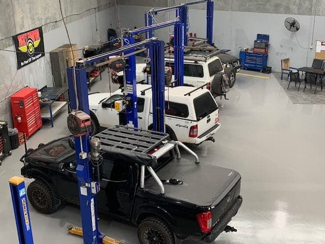 4x4 Mechanical Repairs and Service Workshop   4x4 Obsession, 4x4 Specialists Melbourne