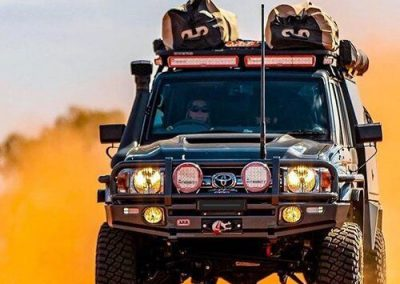GVM Upgrade & 4x4 Accessories required for 4WD Outback Adventure   4x4 Obsession