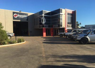 4x4 Obsession - Factory 3, 17 Harrison St, Melton, Melbourne