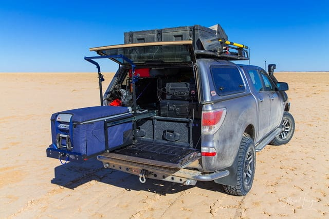 4WD on Central Australia Trip, geared up with 4WD Accessories | 4x4 Obsession