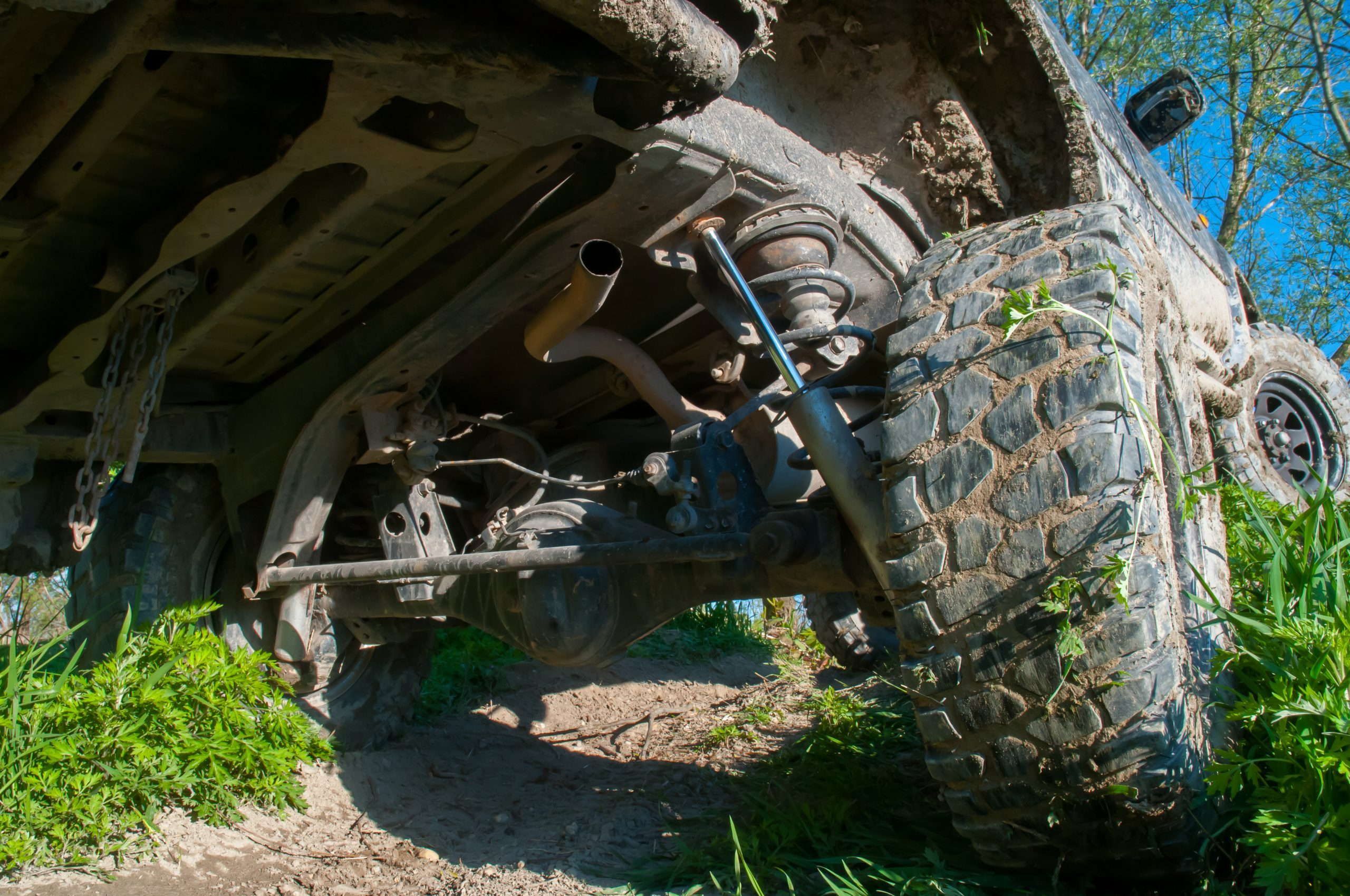 Wow, 4x4 Suspension workout in rugged bushland   4x4 Obsession, Western Suburbs Melbourne