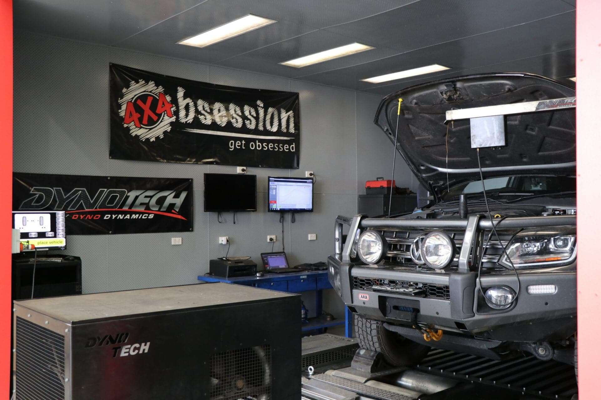 Dyno Tuning a 4x4 during 4WD Servicing | 4x4 Obsession, 4WD Service Centre